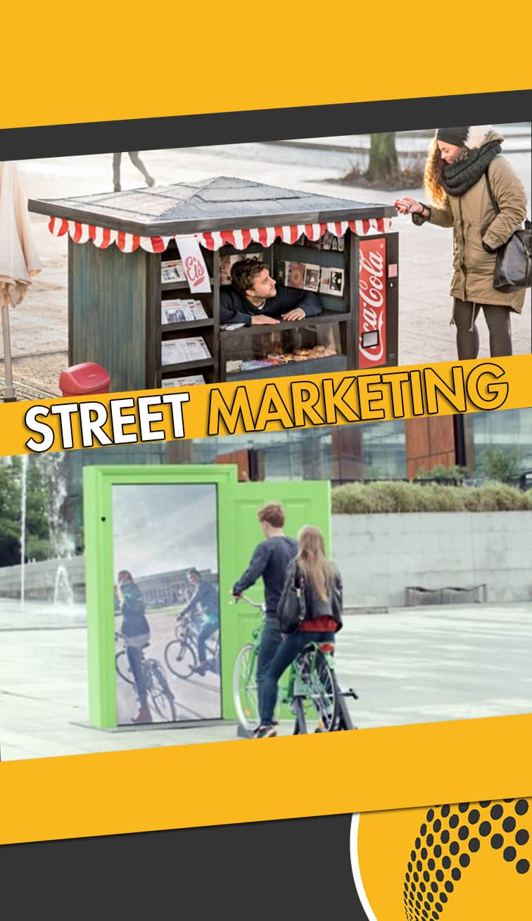 servicios de street marketing Barcelona